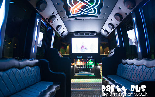 Birmingham Party Bus Limo Hire