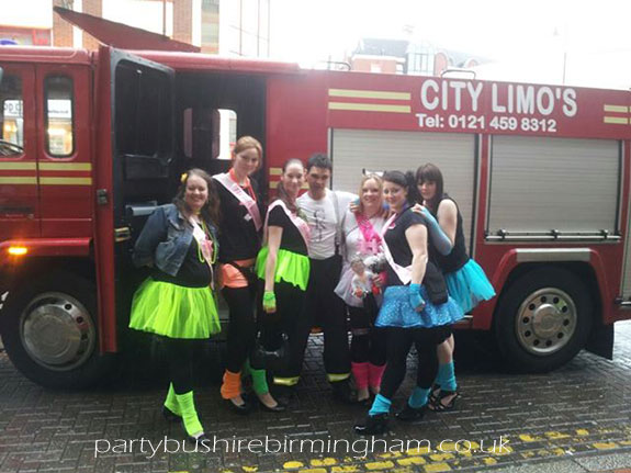 girls hen night birmingham